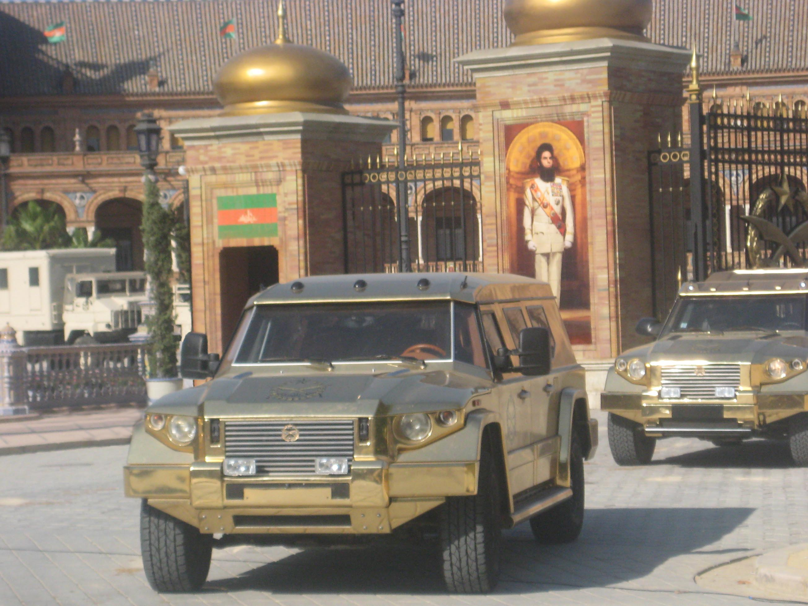 the dictator car