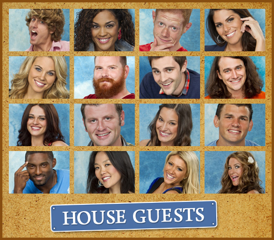The Journey: Through Rose-Colored Glasses: Big Brother 15 ( BB15)
