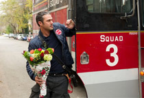 Chicago Fire - Merry Christmas, Ect.