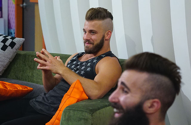 Watch the latest episode of Big Brother now!