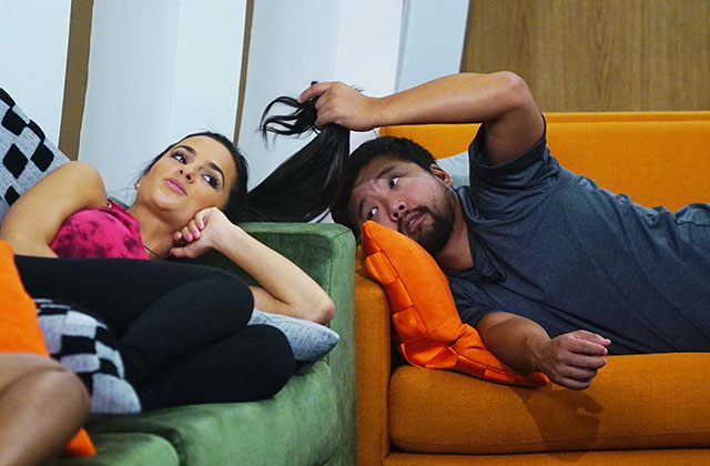 Watch Big Brother 18 episode 16