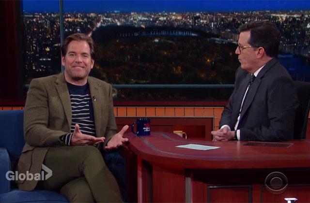 Watch: Michael Weatherly Talks Bull vs. DiNozzo