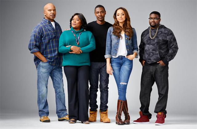 Meet the cast of The Carmichael Show