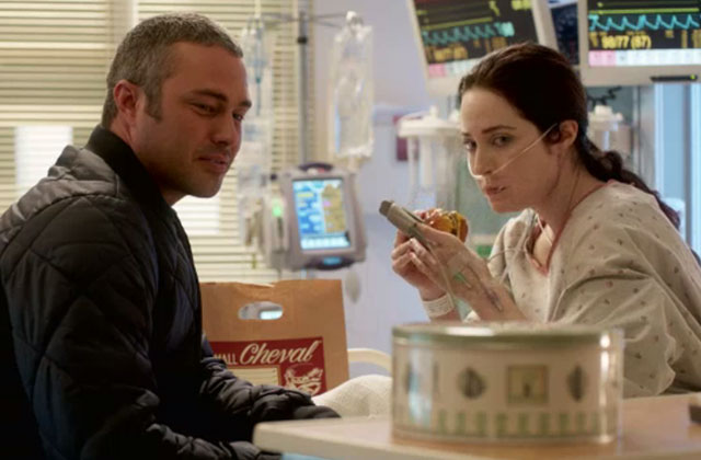 Watch an Exclusive Sneak Preview of the Next Chicago Fire, Episode 20: