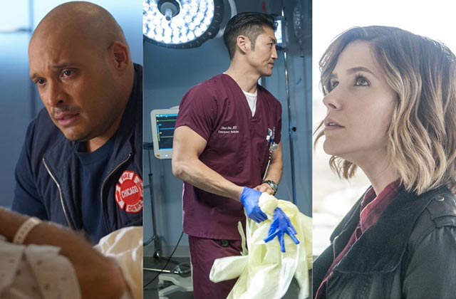#OneChicago recap: check out the top moments from the crossover
