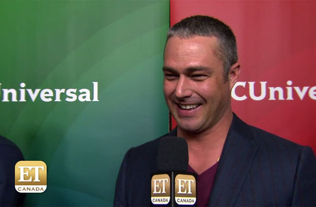 EXCLUSIVE: Chicago Fire's Taylor Kinney Dishes On Severide's Love Life