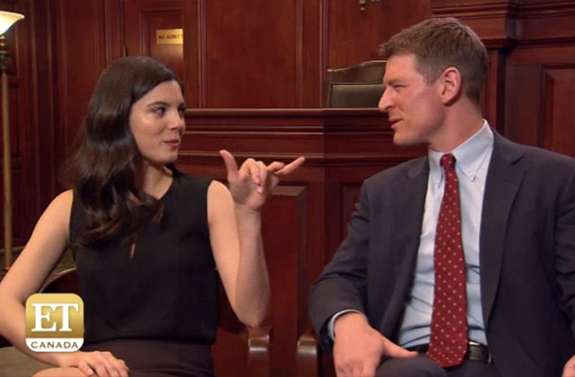 EXCLUSIVE: Monica Barbaro and Philip Winchester Give an Inside Scoop on Season 1 of Chicago Justice