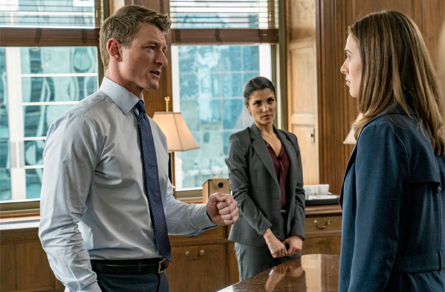 Watch a Special Sneak Preview of Chicago Justice Now!