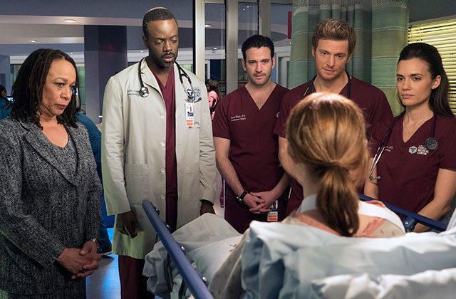 Watch Must-See Moments From Season 2 of Chicago Med!