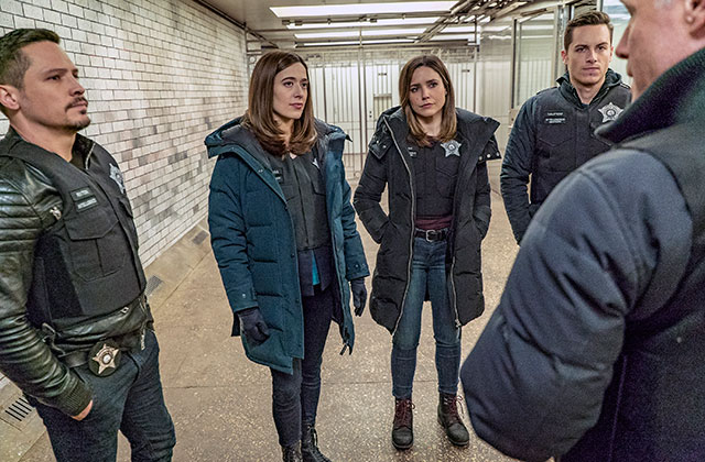 Watch Must-See Moments From Season 4 of Chicago PD!