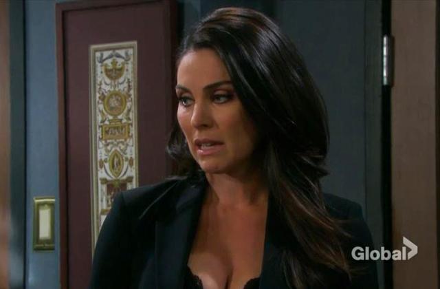 Watch it again: Chloe interrupts Nicole's hearing
