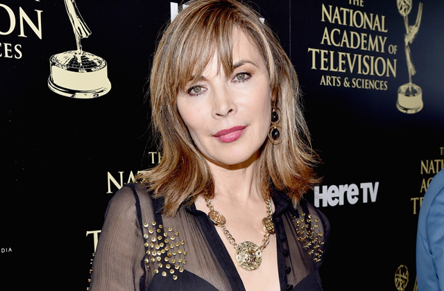 Lauren Koslow's passion for fashion: Interview