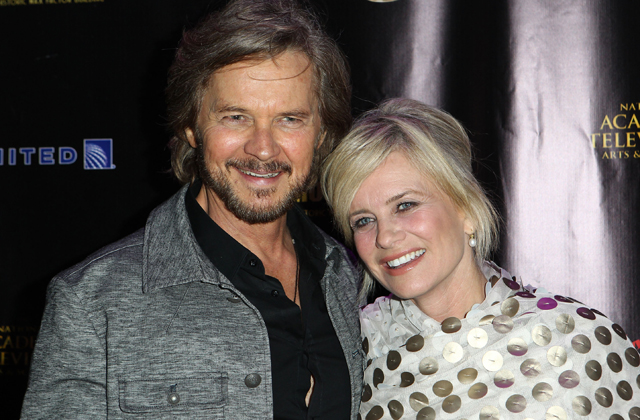 "Interview: Stephen Nichols & Mary Beth Evans: ""We love each other, and we have since the very beginning."""