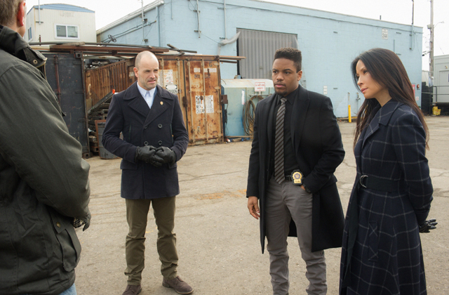Watch the latest episode of Elementary