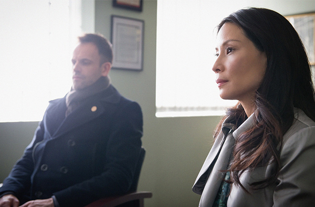 Meet the cast of Elementary