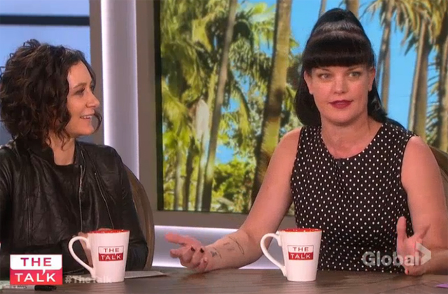 Watch: NCIS's Pauley Paulette tells the story of how she got her big break
