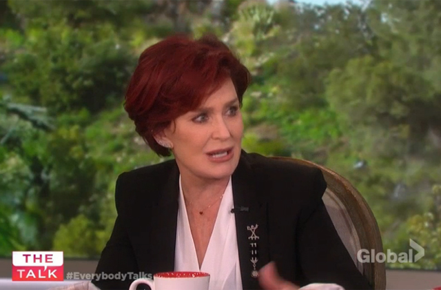 Watch: Sharon doesn't mince words calling out Joy Behar
