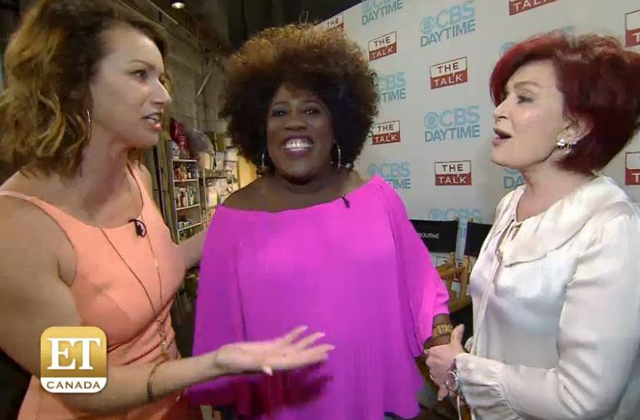Want to know what it's like behind-the-scenes of 'The Talk'? ET Canada follows the hosts for a day!