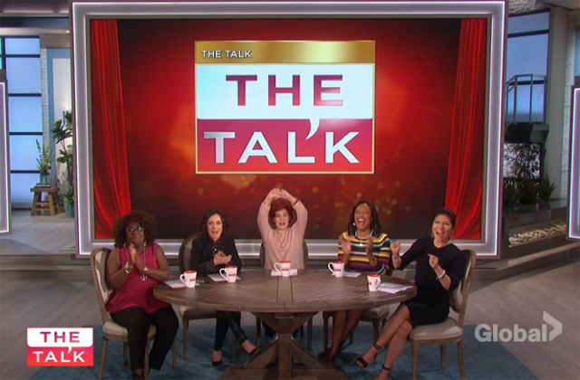 Watch: The Talk hosts announce their Daytime Emmy nominations!