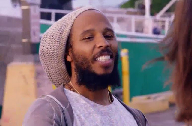 Clip: Ziggy Marley's acting debut on Hawaii Five-0!