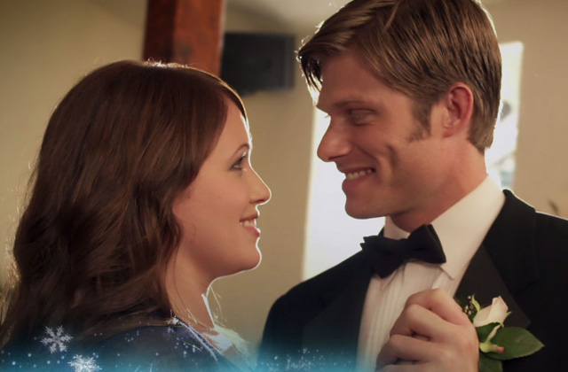 Watch 'A Christmas Wedding Date' starring Chris Carmack