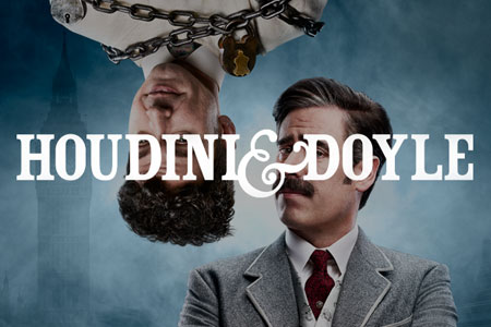 Houdini and Doyle