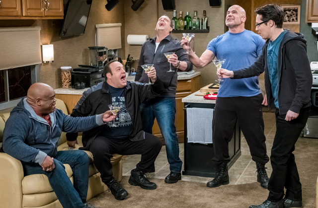 Watch the latest episode of Kevin Can Wait