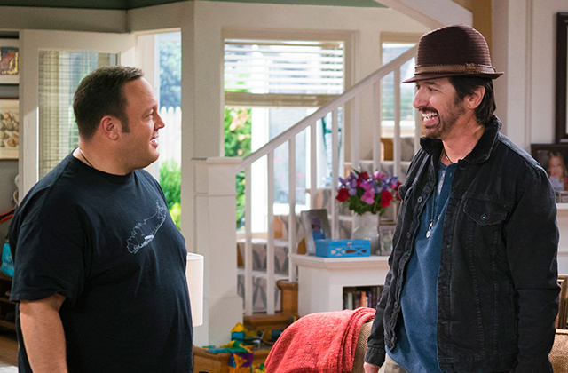 DIGITAL EXCLUSIVE: 'Kevin Can Wait' Must-See Funny Bloopers!