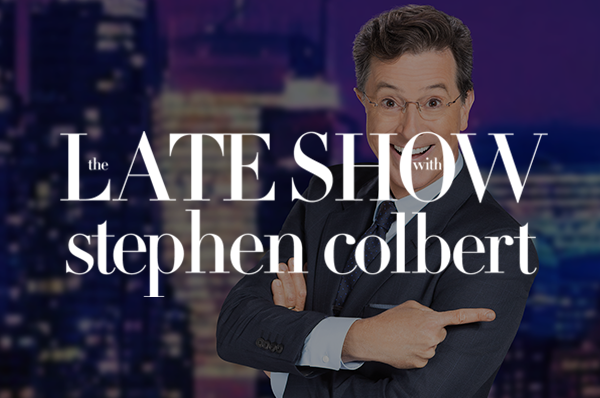 Image Result For Watch The Late Show With Stephen Colbert Full Episodes