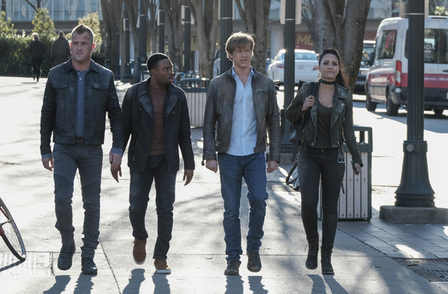 Watch the latest episode of MacGyver
