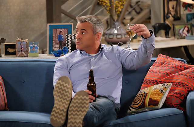 EXCLUSIVE: Matt LeBlanc Reveals Why He's the 'Man With a Plan'