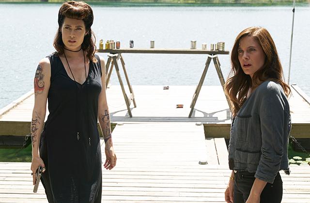 Meet the Leading Ladies Behind New Series 'Mary Kills People'