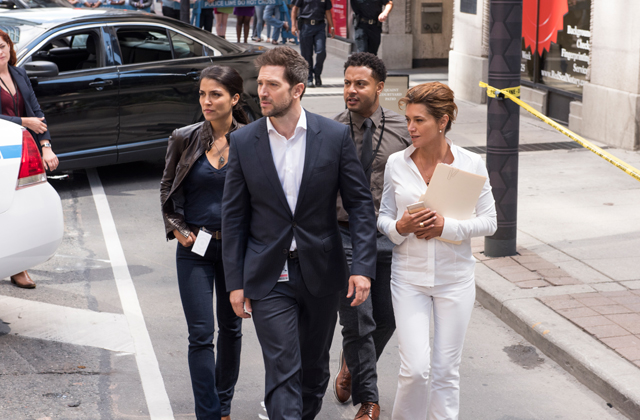 Check out Global's Hit New Original Series 'Ransom'