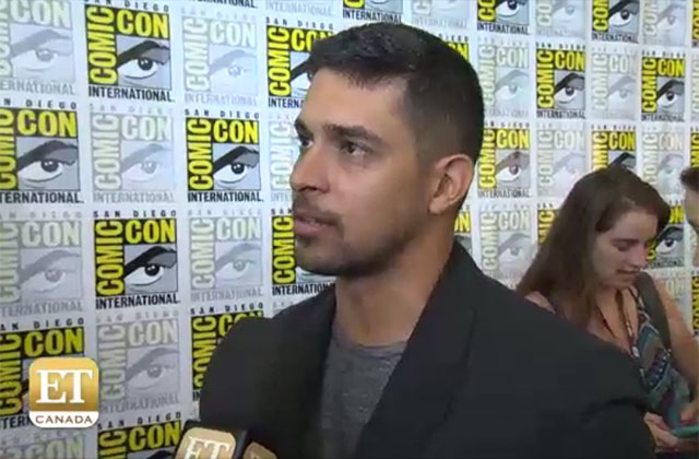 Watch: Wilmer Valderrama Talks Joining 'NCIS'