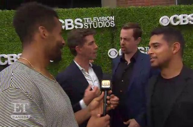 WATCH: Brian Dietzen, Sean Murray and Wilmer Valderrama Tease 'NCIS' Season 15