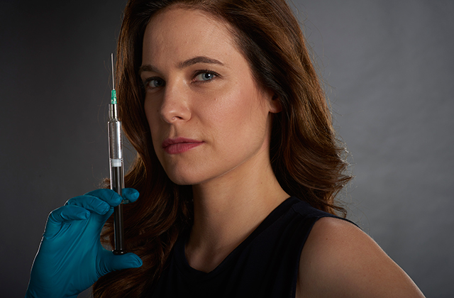 The Name Says It All in Global's New Hit Series: Mary Kills People