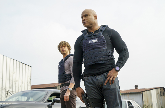 Watch the latest episode of NCIS:LA