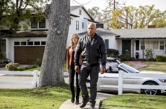 Watch the latest episode of NCIS: LA