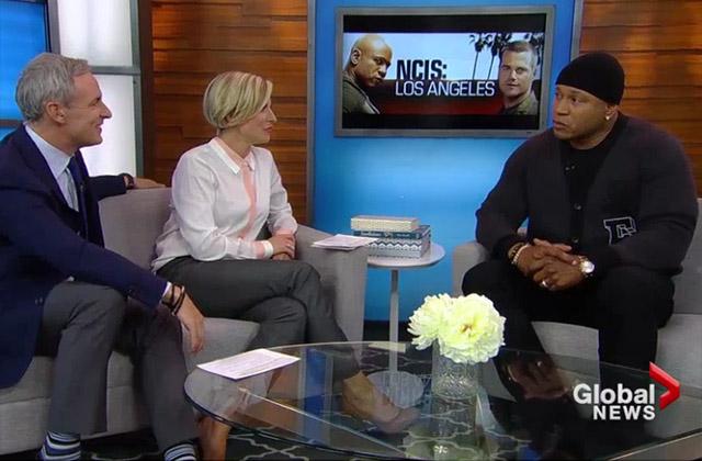 EXCLUSIVE: LL Cool J Shares NCIS: LA Inside Scoop!