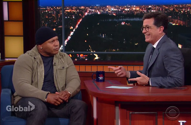WATCH: LL Cool J on