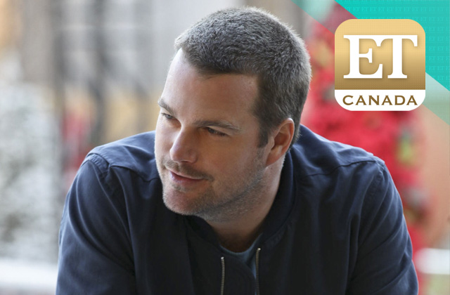ET Canada: Chris O'Donnell on directing 'NCIS: Los Angeles' family