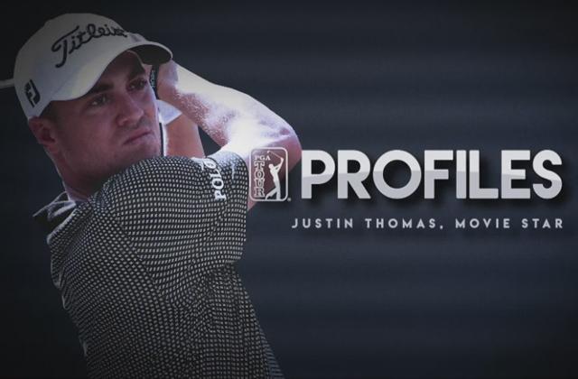Profiles: Golf prodigy Justin Thomas through the lens of his family's home movies