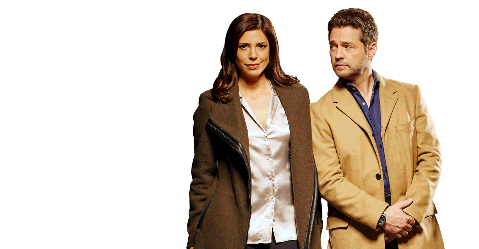 Private Eyes Cast