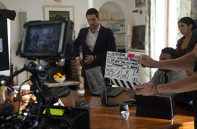 Get a Glimpse Behind the Scenes of Ransom From the Cast and Crew!