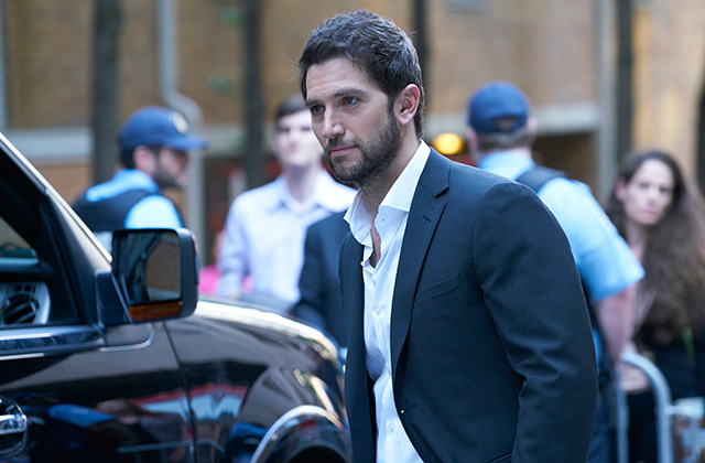 EXCLUSIVE: Behind the Scenes With Luke Roberts on the Set of Ransom