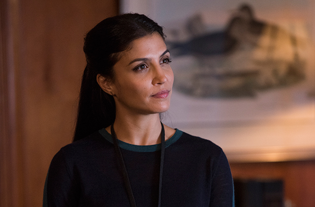 Get a Glimpse Behind the Scenes of Ransom From Nazneen Contractor