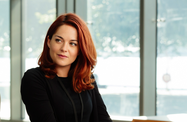 Get a Glimpse Behind the Scenes of Ransom From Sarah Greene