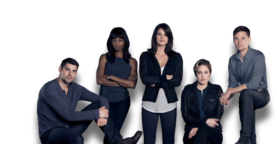 Rookie Blue Cast