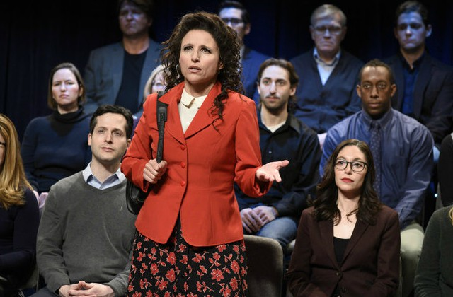 Watch the cold open with Elaine Benes