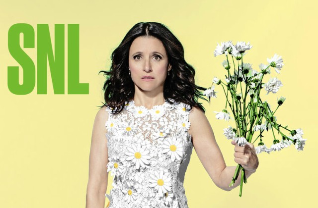 Watch sketches with Julia Louis-Dreyfus